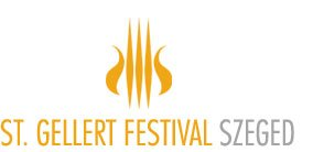 st gellert festival logo orange white